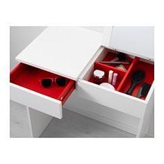 BRIMNES Toaletka+komoda z 2 szufladami - IKEA