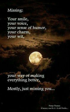 Mostly just missing you ~ Grief ~ Heartbroken ~ Heartbreak ~ Loss ~ Breakup Just Missing You, Missing My Husband, Love You, Miss Mom, Miss You Dad, Rip Daddy, Best Friend Poems, After Life, My Guy