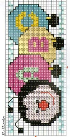Thrilling Designing Your Own Cross Stitch Embroidery Patterns Ideas. Exhilarating Designing Your Own Cross Stitch Embroidery Patterns Ideas. Cross Stitch Bookmarks, Crochet Bookmarks, Cross Stitch Cards, Counted Cross Stitch Patterns, Cross Stitching, Cross Stitch Embroidery, Embroidery Patterns, Cross Stitch For Kids, Cross Stitch Baby