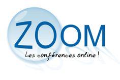 Les conférences online avec Zoom, comment ça fonctionne ? Job A Domicile, Leadership, Distance, Zoom