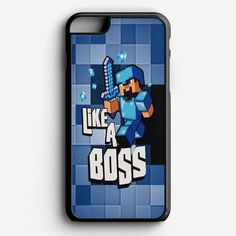 Minecraft Creeper iPhone 8 Plus Case