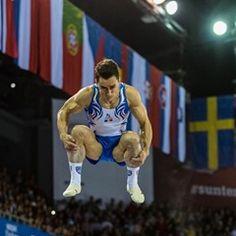 European Men's and Women's Artistic Gymnastics Championships in Romania