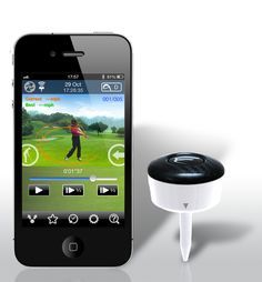 3BaysGSA PRO Golf Swing Analyzer - Android and iOS options