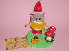 My Little Memole totally handmade from cold porcelain! ♥