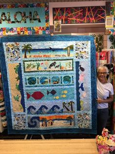 Pin by Jolene Ayers on Row by Row 2015 Some Winners Quilts | Pinterest