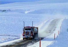 Autopista Dalton (Alaska, EE.UU) - Las carreteras más peligrosas del mundo - 20minutos.es