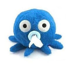Inky the Tissue Dispensing Octopus