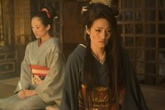 Still of Li Gong and Ziyi Zhang in Memoirs of a Geisha ♥
