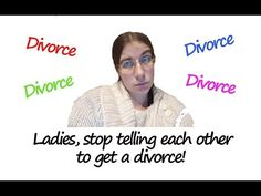 Divorce has been on the rise for years and although there is little question that in a small number of cases it is necessary, there are also definitely times. Make It Stop, How To Get, Judging Others, Definitions, Divorce, Parents, Cases, Number, This Or That Questions