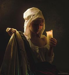 Neoclassical – Captivating portraits inspired by classical painting (image)