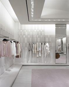 Holt Renfrew Designer Floor - Toronto///Burdifilek