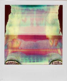 William Miller: Ruined Polaroids