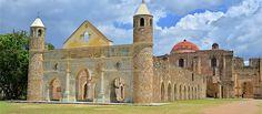 Ex Convento de Cuilapam de Guerrero, Oaxaca, México