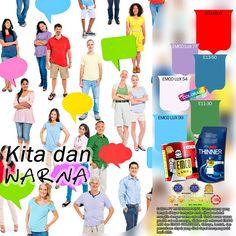 Kita dan Warna #Future #Color #EMCOPaint http://matarampaint.com/detailNews.php?n=325