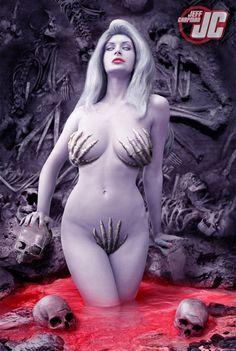 Lady Death Bones by Jeffach on deviantART
