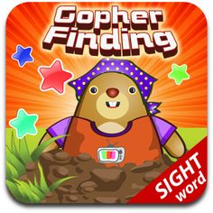 Gopher Finding : Sight Words