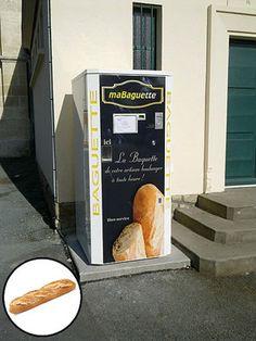 Wacky Vending Machines Around the World - Great Ideas : People.com