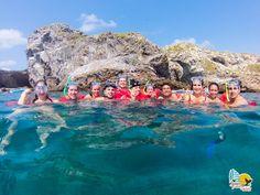 Snorkel Islas Marietas Hidden Beach Puerto Vallarta Mexico #explore #live #snorkel #blue #beach