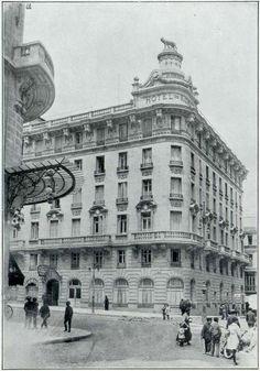 Roman Architecture, Spanish Architecture, Vintage Architecture, Foto Madrid, Retro Pictures, Florida Hotels, Vintage Photography, Louvre, History
