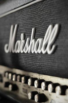 Marshall amps.