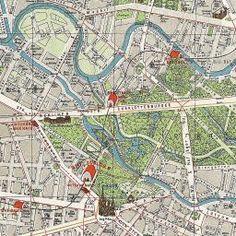 Pharus-Plan Berlin Keine Angaben (März 1905) - Landkartenarchiv.de