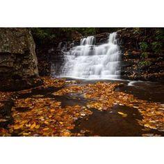 Mill Creek Falls in Narrows, VA Giles County