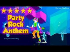 Just Dance 3 - Party Rock Anthem - 5* Stars, via YouTube.