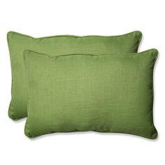 Rave Lawn Indoor/Outdoor Throw Pillow