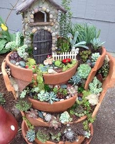 31 Beautiful And Easy Fairy Garden Ideas For Kids. If you are looking for And Easy Fairy Garden Ideas For Kids, You come to the right place. Below are the And Easy Fairy Garden Ideas For Kids. Broken Pot Garden, Fairy Garden Pots, Indoor Fairy Gardens, Fairy Garden Houses, Diy Garden, Miniature Fairy Gardens, Garden Crafts, Garden Projects, Indoor Gardening