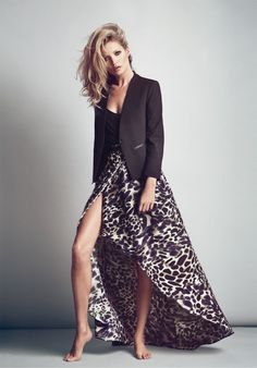 Kate Moss is Beyond Cool in Mango's Fall 2012 Campaign - Fashion Gone Rogue: The Latest in Editorials and Campaigns