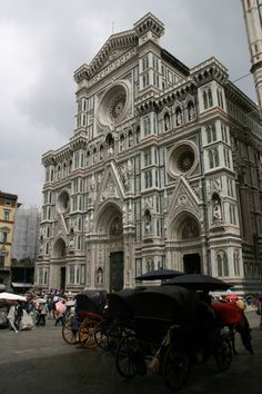 Basilica di Santa Maria del Fiore - Florence - Italy (von IceNineJon)