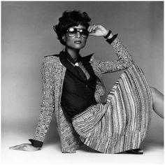 Beverly Johnson by Francesco Scavullo 70's
