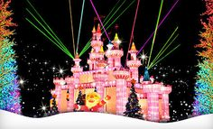 Santa Clara: Admission and Unlimited Rides for One or Four in Global Winter Wonderland, save 33%