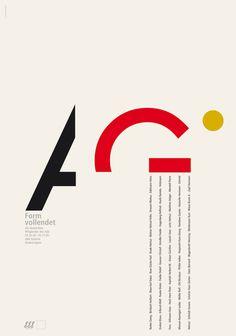 AGI poster