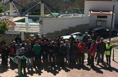 Vecinos de El Tomillo protestan por el cierre de su piscina municipal este verano