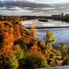 Fall in #Saskatoon // by Lorna Ledoux