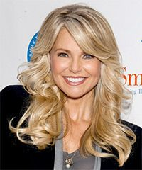 Hair Extensions on Pinterest | Christie Brinkley, Extensions and Wigs