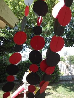 lady bug birthday decorations