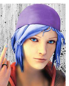 Chloe - Fuck Off - Life is Strange