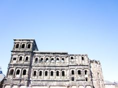 Roman ruins in Trier, Germany, was there in 2009. so awesome!