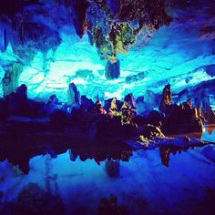 The Reed Flute Cave is a landmark and tourist attraction in Guilin, Guangxi, China.It is a natural limestone cave with multicolored lighting and has been one of Guilin's most interesting attractions for over 1200 years. It is over 180 million years old. The cave got its name from the type of reed growing outside, which can be made into melodious flutes. Reed Flute Cave is filled with a large number of stalactites, stalagmites and rock formations in weird and wonderful shapes. Inside, there…