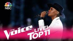"The Voice 2017 Vanessa Ferguson - Top 11: ""Diamonds"""