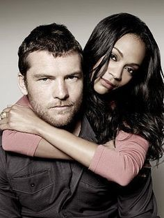 Sam Worthington & Zoe Saldana- Avatar