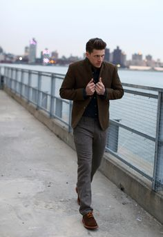 The Esquire x Capsule NYC Fall Fashion Preview #fashion #mensfashion #menswear #style #outfit