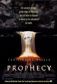 The Prophecy (3.5 stars) Christopher Walken, Elias Koteas and Eric Stoltz do a great job at introducing us to the second War of the Angels. This is an interesting story with low-key effects and a delicious performance by Walken. Better than average.