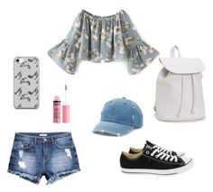 """Untitled #9"" by vuscaniasminaelena on Polyvore featuring H&M, Charlotte Russe, Converse, Aéropostale, Music Notes and Mudd"