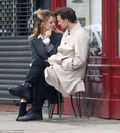 Sweet: Lily James and Matt Smith looked very much in the throes of love as they enjoyed a low-key stroll in London's Primrose Hill district last week British Actresses, Actors & Actresses, Matt Smith Lily James, The Guernsey Literary, Jessica Brown Findlay, Scottish Actors, Famous Stars, Queen, Hollywood Actor