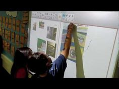 This video shared by Smart Tech shows kids using SMART Board to collaborate in a small group environment & then using the SMART Board to present to the entire class. What's really cool is how the kids are using the Activity Builder & new audio recorder in Notebook 11 to create their work.