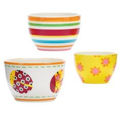 Ladybug Garden Prep Bowls