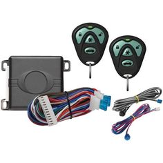2101L Keyless Entry with 2 Remotes - AVITAL - 2101L